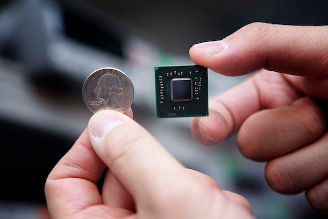 Nowy procesor Intela o nazwie kodowej Rosepoint - z wbudowanym WiFi.