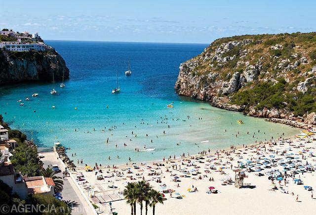 Hiszpania Minorka