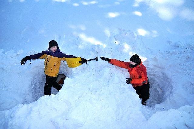 WinterCamp, zimowy biwak szkoleniowy