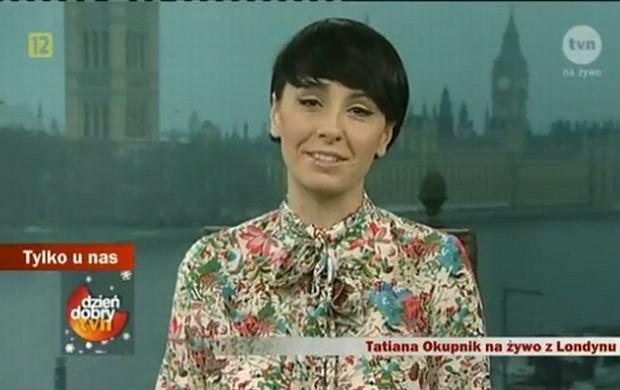 Tatiana Okupnik.