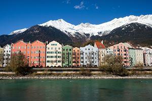 Austria Tyrol - wokół Innsbrucku