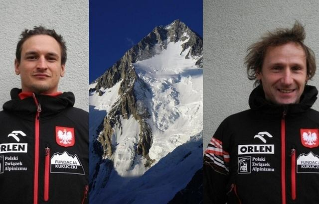Adam Bielecki i Janusz Gołąb zdobyli Gasherbrum I
