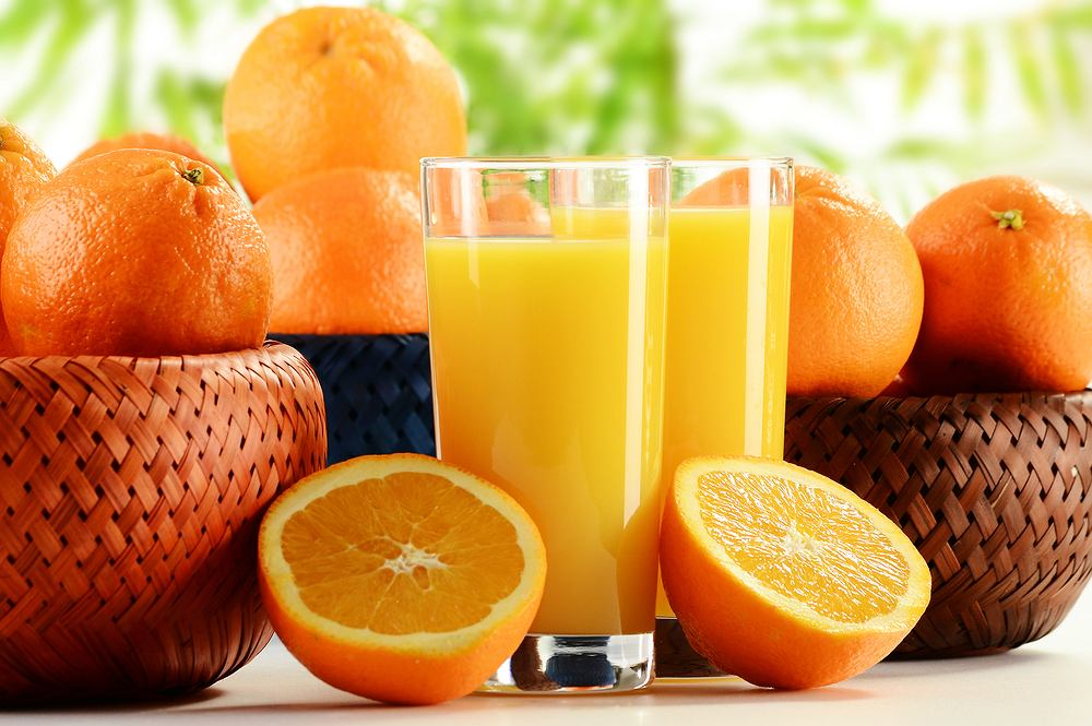 Soki, nektary i napoje owocowe