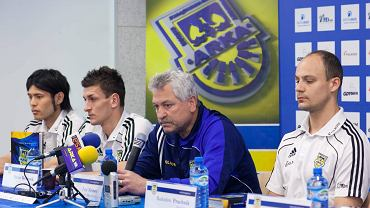 Radosław Pruchnik (z prawej)