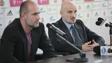 Jacek Bednarz, wiceprezes ds. sportowy Wisły Kraków
