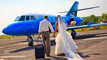 Miesiąc miodowy, podróż poślubna