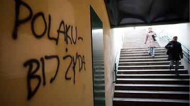 Przejście podziemne w Krakowie