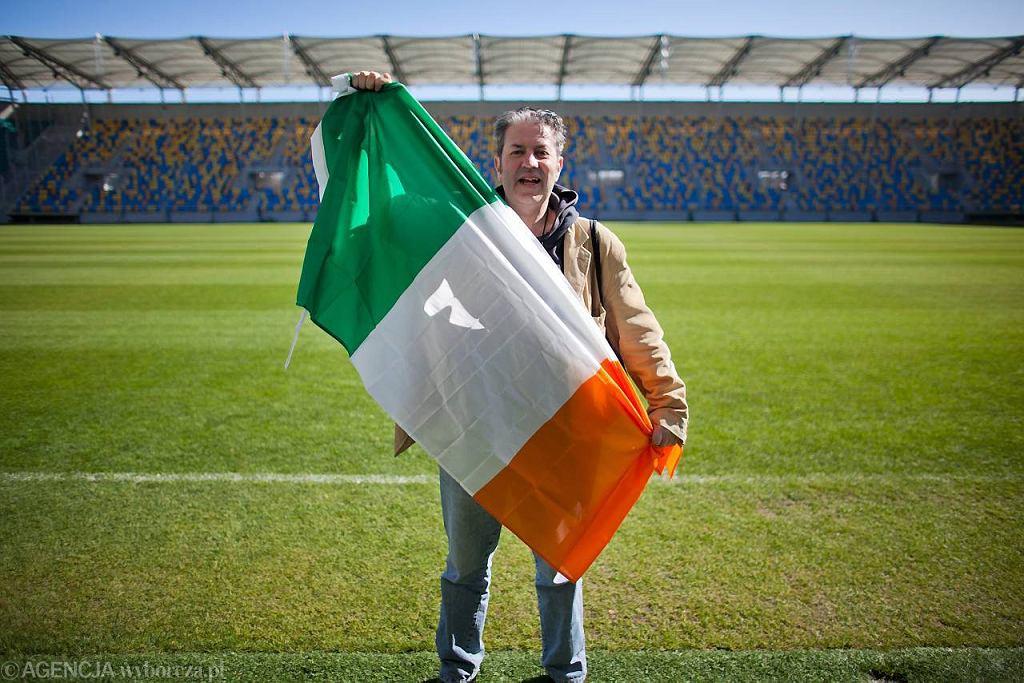 Stadion miejski w Gdyni - tu będą odbywały się treningi piłkarzy z Irlandii