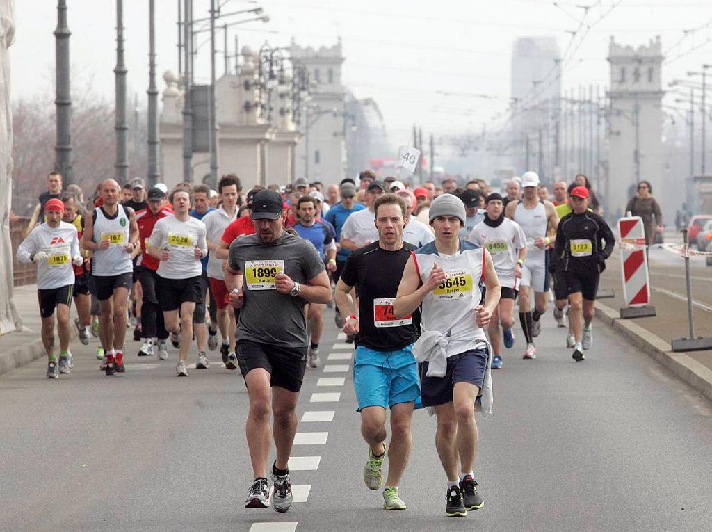 7. Półmaraton Warszawski