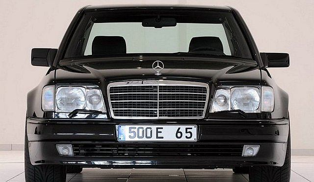 Mercedes 500E Brabus