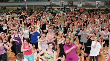 Festiwal Fitness w Arenie Ursynów