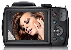 aparat fotograficzny, cyfrówka, BenQ
