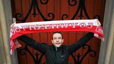 Biegający ksiądz - Jacek Stryczek z Krakowa
