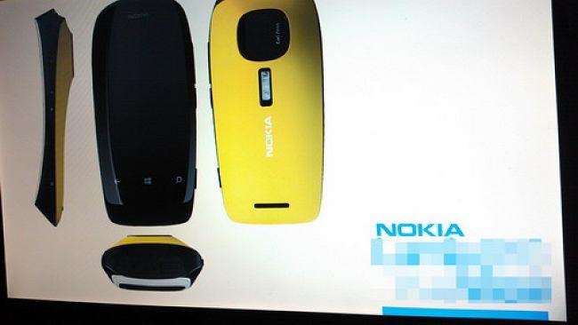Czy tak wygląda Nokia z Windows Phone i naprawdę potężnym aparatem fotograficznym?