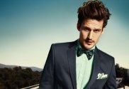 Kolekcja s. Oliver, moda męska, styl, mucha, dodatki