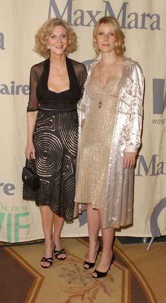 06/18/2004 - Blythe Danner - 'A Family Affair: Women in Film Celebrates the Paltrow Family' With 2004 Crystal and Lucy Awards - Arrivals - Westin Century Plaza Hotel - Century City, CA, USA - Keywords: Gwyneth Paltrow and mother Blythe Danner -  -  - Photo Credit: Lee Roth / RothStock / PR Photos - Contact (1-866-551-7827)