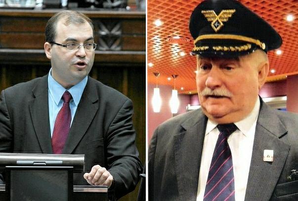 Poseł PiS Andrzej Jaworski chce zmienić nazwę gdańskiego lotniska. Nie podoba mu się Lech Wałęsa