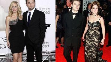 Kate Winslet i Leonardo DiCaprio.