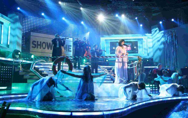showtime, krystyna czubówna