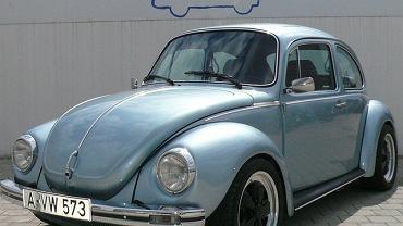 Volkswagen Beetle z silnikiem Subaru Imprezy WRX