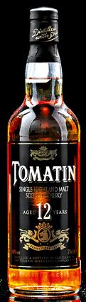 whisky, malt,Tomatin