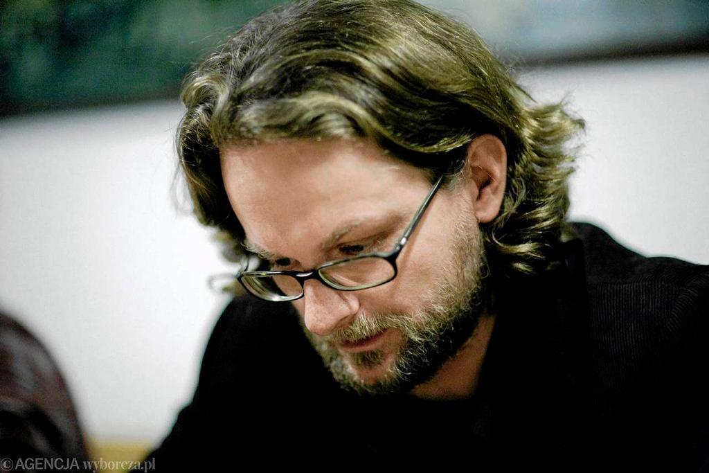 Wojciech Kuczok, pisarz i kibic