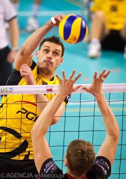 Daniel Pliński z PGE Skry Bełchatów