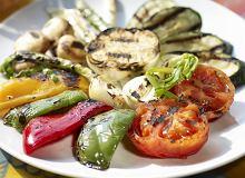 Warzywa z grilla - ugotuj