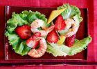 Smakowite przepisy z truskawkami rabarbarem i czereśniami