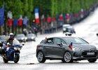 Zaskakujący samochód nowego prezydenta Francji