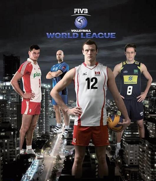 Liga Światowa 2012 nadchodzi!
