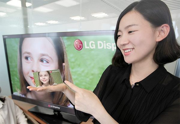 LG prezentuje nowy wyświetlacz Full HD