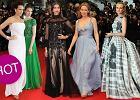 Zjawiskowe suknie gwiazd na ceremonii zamknięcia Festiwalu Filmowego w Cannes - która najpiękniejsza?