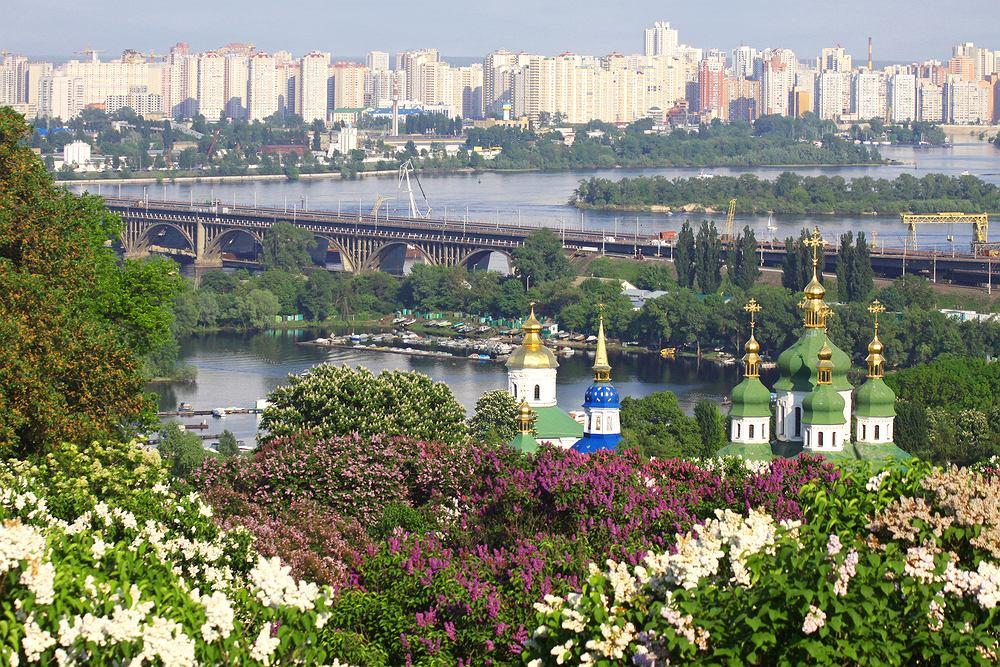 Panorama Kijowa / Shutterstock