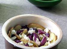 Cebule z serem feta - ugotuj