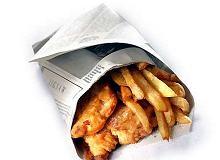 Fish and chips (ryba z frytkami) - ugotuj