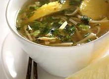 Zupa rybna po wietnamsku - ugotuj
