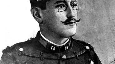 Alfred Dreyfus na portrecie z lat 90. XIX wieku