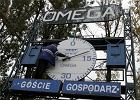 Ruch Chorzów. Powrót Omegi coraz bliższy. Zegar znowu ruszy już na 80-lecie stadionu przy Cichej?!