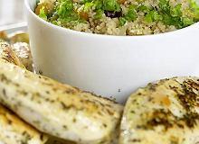 Kurczak cytrynowy z ryżem - ugotuj