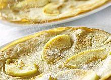 Naleśniki piwne z jabłkami - ugotuj