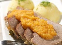 Pieczeń wieprzowa marynowana - ugotuj