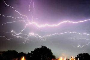 Odszkodowania: ulewy i burze