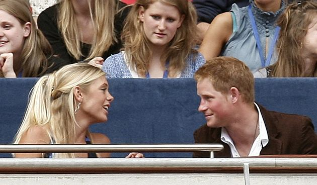 Prince Harry i Chelsey Davy