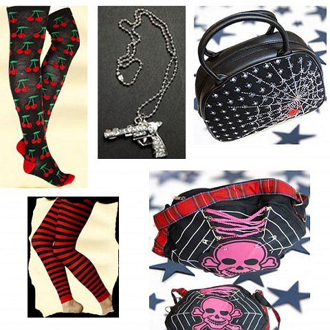 Dark Side Clothing/Sohos