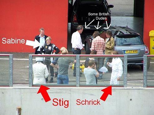 Stig to nie Schrick - twardy dowód