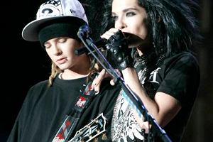 Bill Kaulitz z Tokio Hotel na festiwalu Rock in Rio