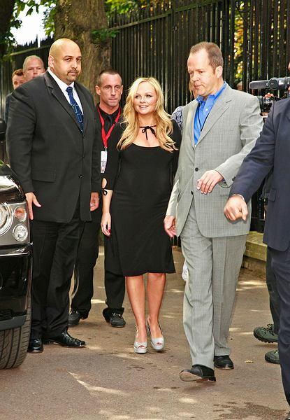 Spice Girls wzrostem nie grzeszyły, ale Emma Bunton była wśród dziewczyn najniższa - 156 cm