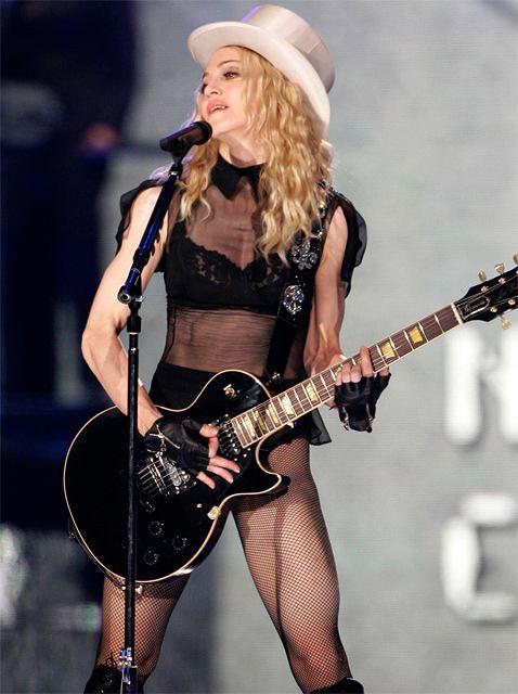 Madonna fot. REUTERS/AG