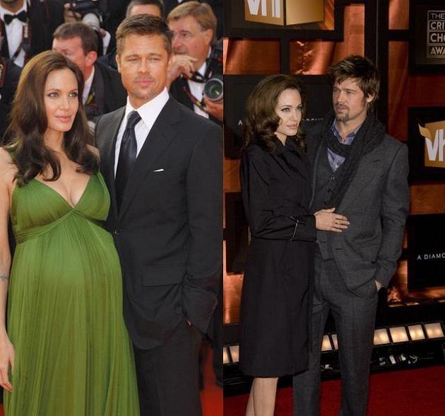 Angelina i Brad/PRphotos